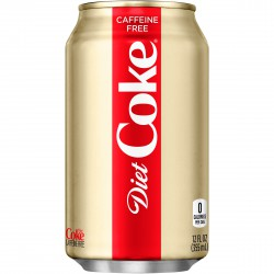 Coca-Cola Diet Coke Кофеин Фри 355ml