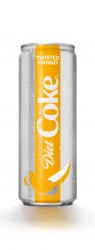 Coca-Cola Diet Coke Mango 355ml