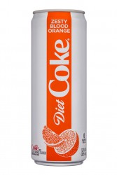 Coca-Cola Diet Coke Orange 355ml