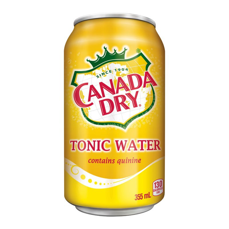 Canada Dry – Tonic Water 0,355 л