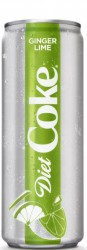 Coca-Cola Diet Coke Lime 355ml