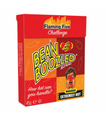Драже Jelly Belly Bean Boozled Flaming 45 гр