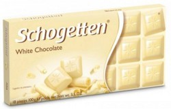 Schogetten White Chocolate 100 гр