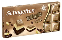 Schogetten Trilogy Coffee 100 гр