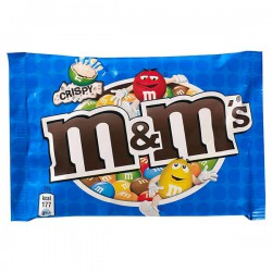 Драже M&M's Crispy Single 36 гр
