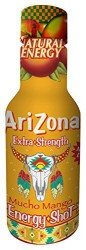 AriZona Energy Shots Mango 200 мл