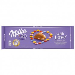 Шоколад Milka With love 280 гр