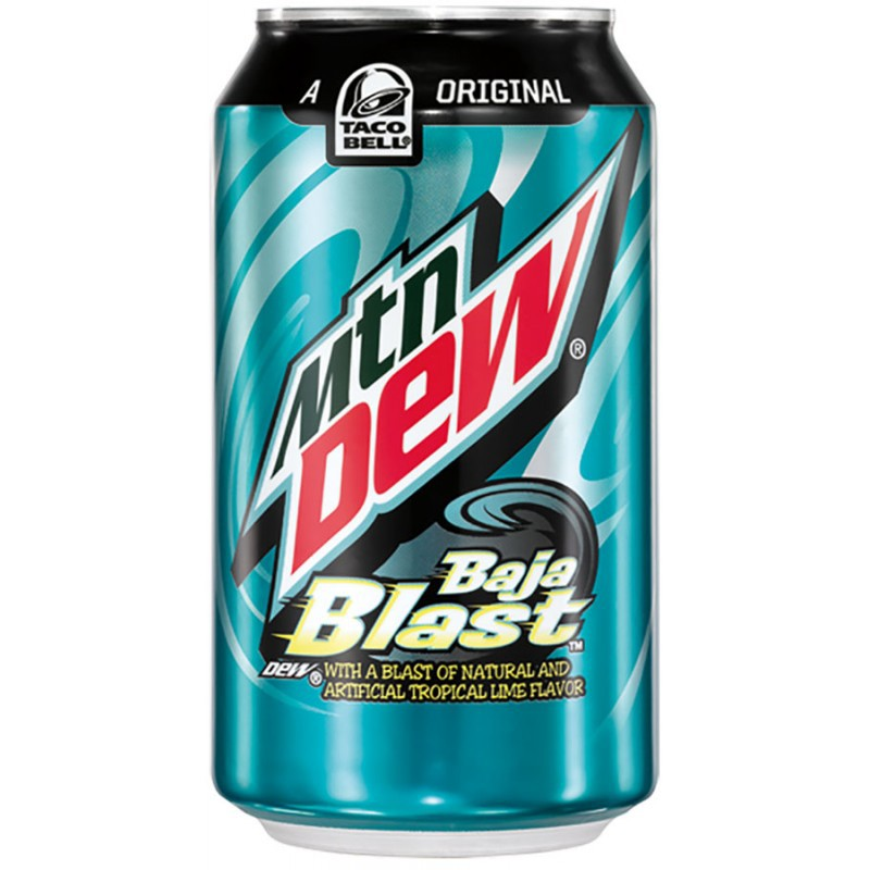 Mountain Dew – Baja Blast 0,355 л