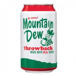Mountain Dew – Throwback 0,355 л