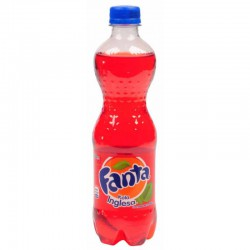 Fanta – Strawberry & Kiwi 0,5 л